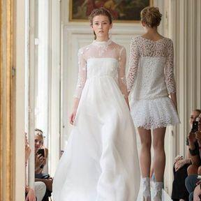 Robe mariage dentelle 2013 © Delphine Manivet