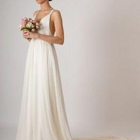 Robe mariage Louise Dentelle printemps été 2014