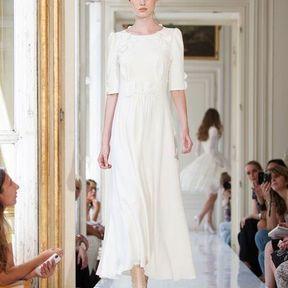 Robe mariage soie 2013 © Delphine Manivet