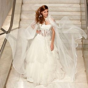 Robe mariages 2012 © Illy Tulle