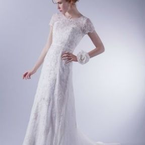 Robe mariages Automne - Hiver 2015 @ Hervé Mariage