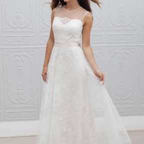 Robe mariages Automne - Hiver 2015 @ Marie Laporte
