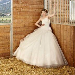 Robe mariée 2012 © Emilie des Pres