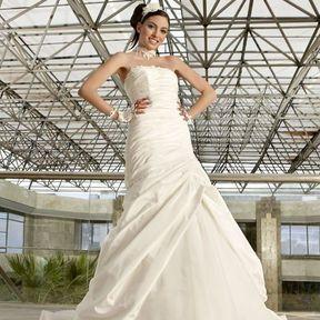 Robe mariée 2012 © Illy Tulle