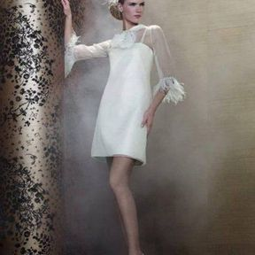 Robe mariée 2013 © Pronuptia
