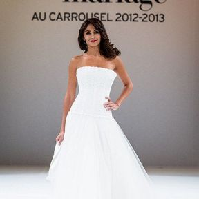 Robe mariée 2013 © Salon du mariage