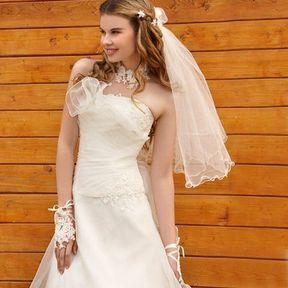 Robes de mariage 2012 © Emilie des Pres