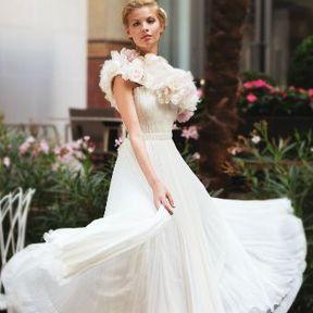 Robes de mariage Automne - Hiver 2015 @ Fanny Liautard