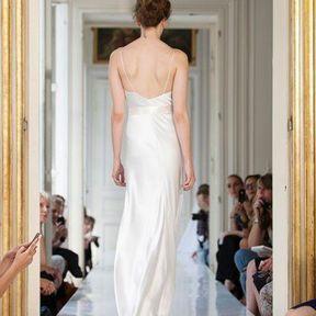 Robes de mariage soie 2013 © Delphine Manivet