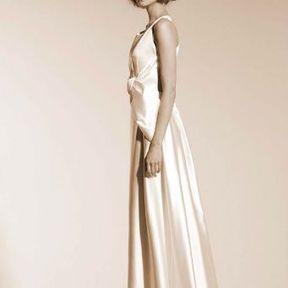 Robes de mariage soie 2015 @ Suzanne Ermann