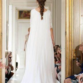 Robes de mariages mousseline 2013 © Delphine Manivet