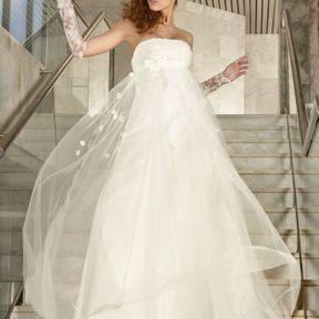 Robes de mariée 2012 © Illi Tulle