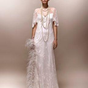 Robes de mariée 2013 dentelle © Max Chaoul