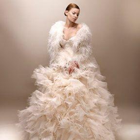 Robes de mariée 2013 en dentelle © Max Chaoul