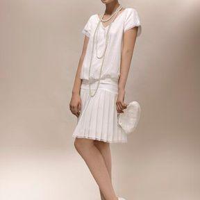Robes de mariée 2013 en soie © Max Chaoul