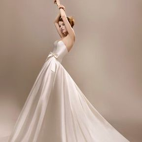 Robes de mariée 2013 soie © Max Chaoul