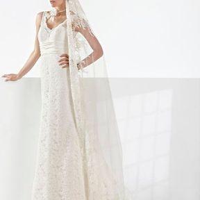 Robes de mariée automne-hiver 2012 © Luis Santana