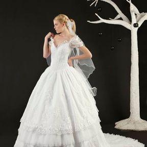 Robes de mariée automne-hiver 2012 © Masha Malinelli