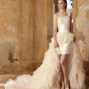 Robes de mariée automne-hiver 2012 © Philippe Swann