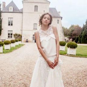 Robes de mariée Automne - Hiver 2015 @ Constance Fournier