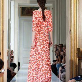 Robes de mariée couleur 2013 © Delphine Manivet