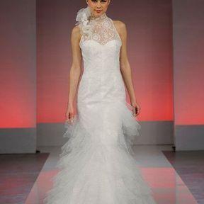 Robes de mariée dentelle 2013 © Cymbeline