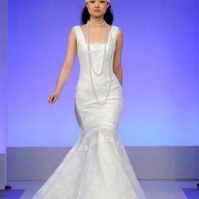 Robes de mariée en soie 2013 © Cymbeline