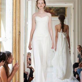 Robes de mariée en soie 2013 © Delphine Manivet