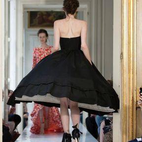 Robes de mariée noire 2013 © Delphine Manivet