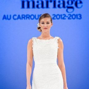 Robes de mariées 2013 © Salon du mariage