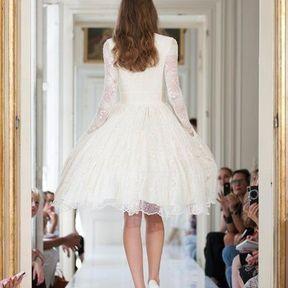 Robes de mariées dentelle 2013 © Delphine Manivet