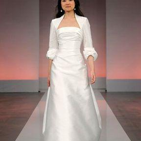 Robes de mariées en soie 2013 © Cymbeline