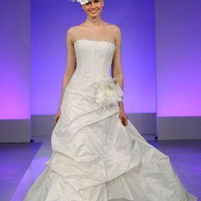 Robes de mariées en  tulle 2013 © Cymbeline