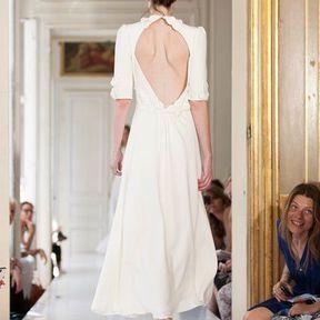 Robes mariage soie 2013 © Delphine Manivet