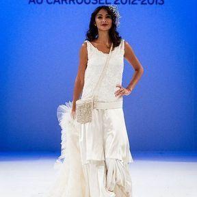 Robes mariages 2013 © Le salon du mariage