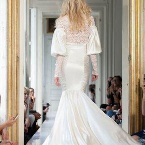 Robes mariages en soie 2013 © Delphine Manivet