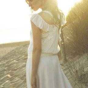 Robes mariée 2015 @ Sophie Sarfati