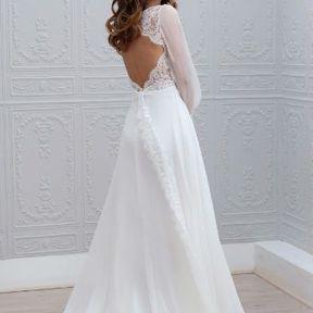 Robes mariée Automne - Hiver 2015 @ Marie Laporte