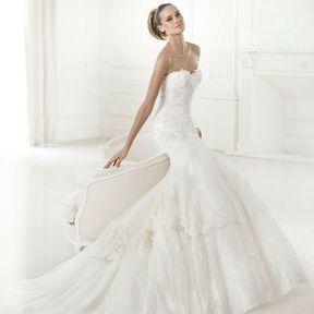 Robes mariée Automne - Hiver 2015 @ Pronovias