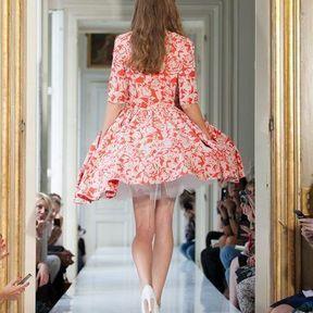 Robes mariée couleur 2013 © Delphine Manivet