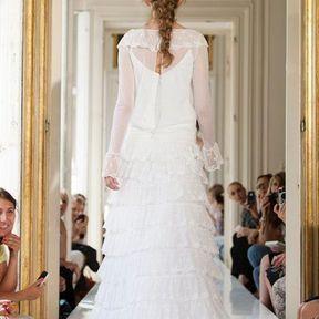 Robes mariée dentelle 2013 © Delphine Manivet