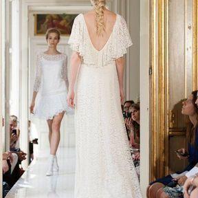 Robes mariée  en dentelle 2013 © Delphine Manivet