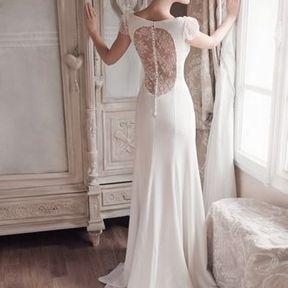 Robes mariées Automne - Hiver 2015 @ Fabienne Alagama