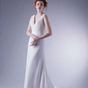 Robes mariées Automne - Hiver 2015 @ Hervé Mariage