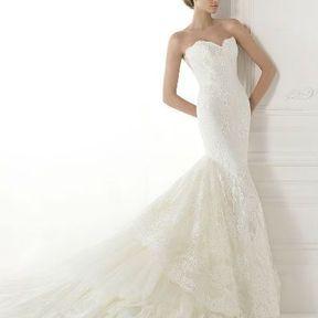 Robes mariées Automne - Hiver 2015 @ Pronovias