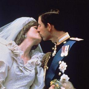 LONDRES: Le mariage du Prince Charles et de la  Princesse Diana