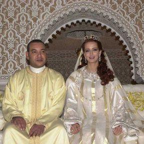 Mariage royal au Maroc
