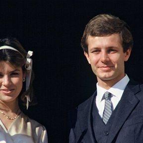 MONACO: Le mariage de la Princesse Caroline et de Stefano Casiraghi