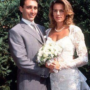 MONACO: Stephanie de Monaco se marie a Daniel Ducruet