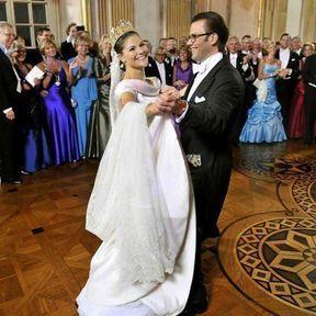 STOCKHOLM: Le mariage de la Princesse Victoria de Suède et de Daniel Westling